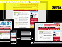 Download sang seo responsive template blogger
