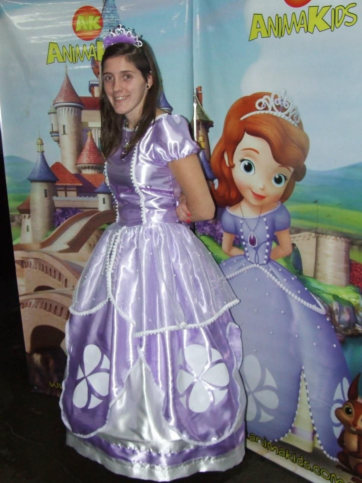 animacion princesita sofia