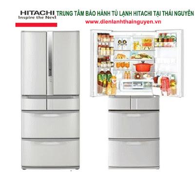 Trung tâm bảo hành tủ lạnh Hitachi tại Thái Nguyên