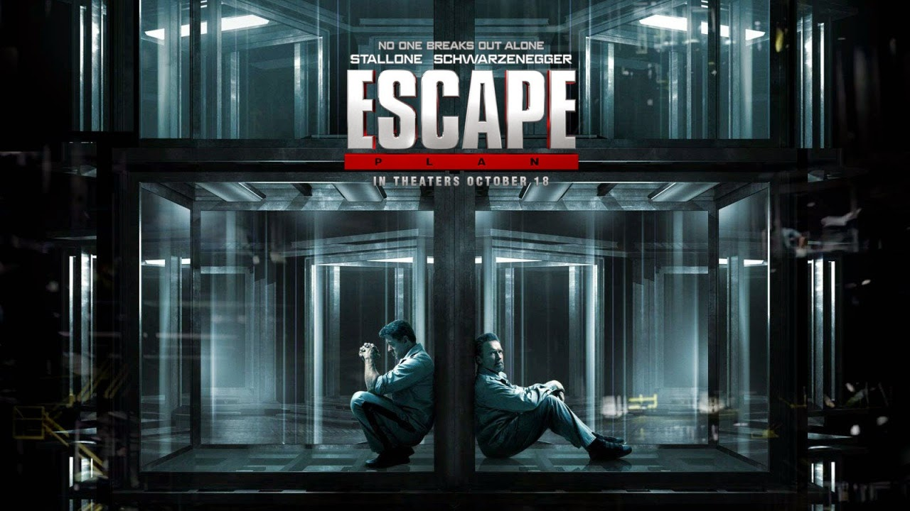 Review Film Action Escape Plan 2013