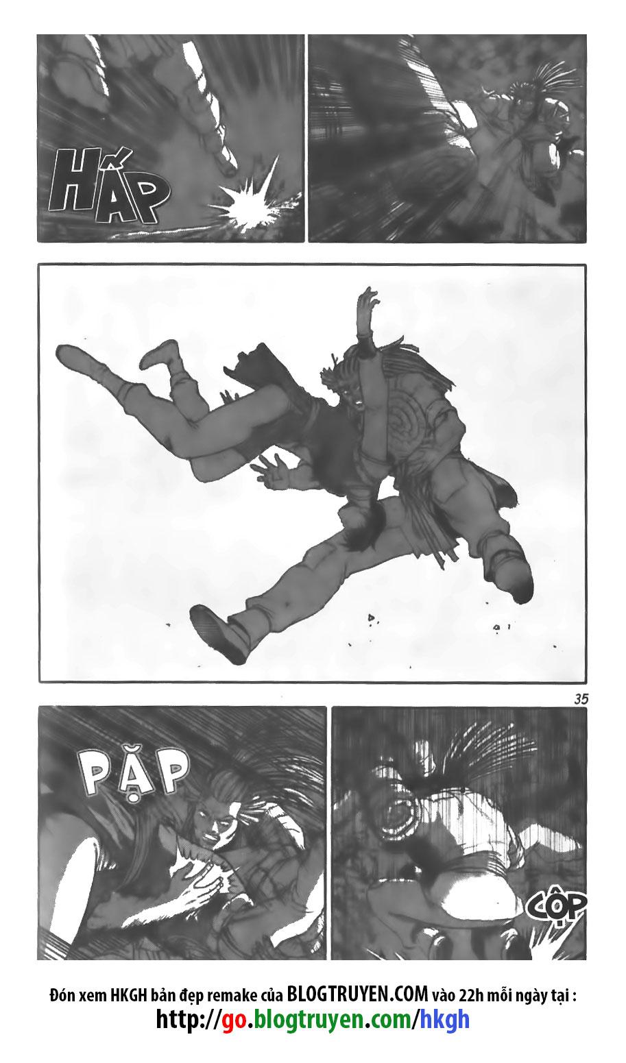 Hiệp Khách Giang Hồ trang 12