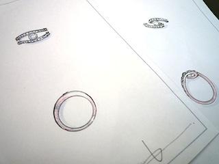 色々なデザイン提案の中から決めたデザインはいつまでも飽きないデザイン。