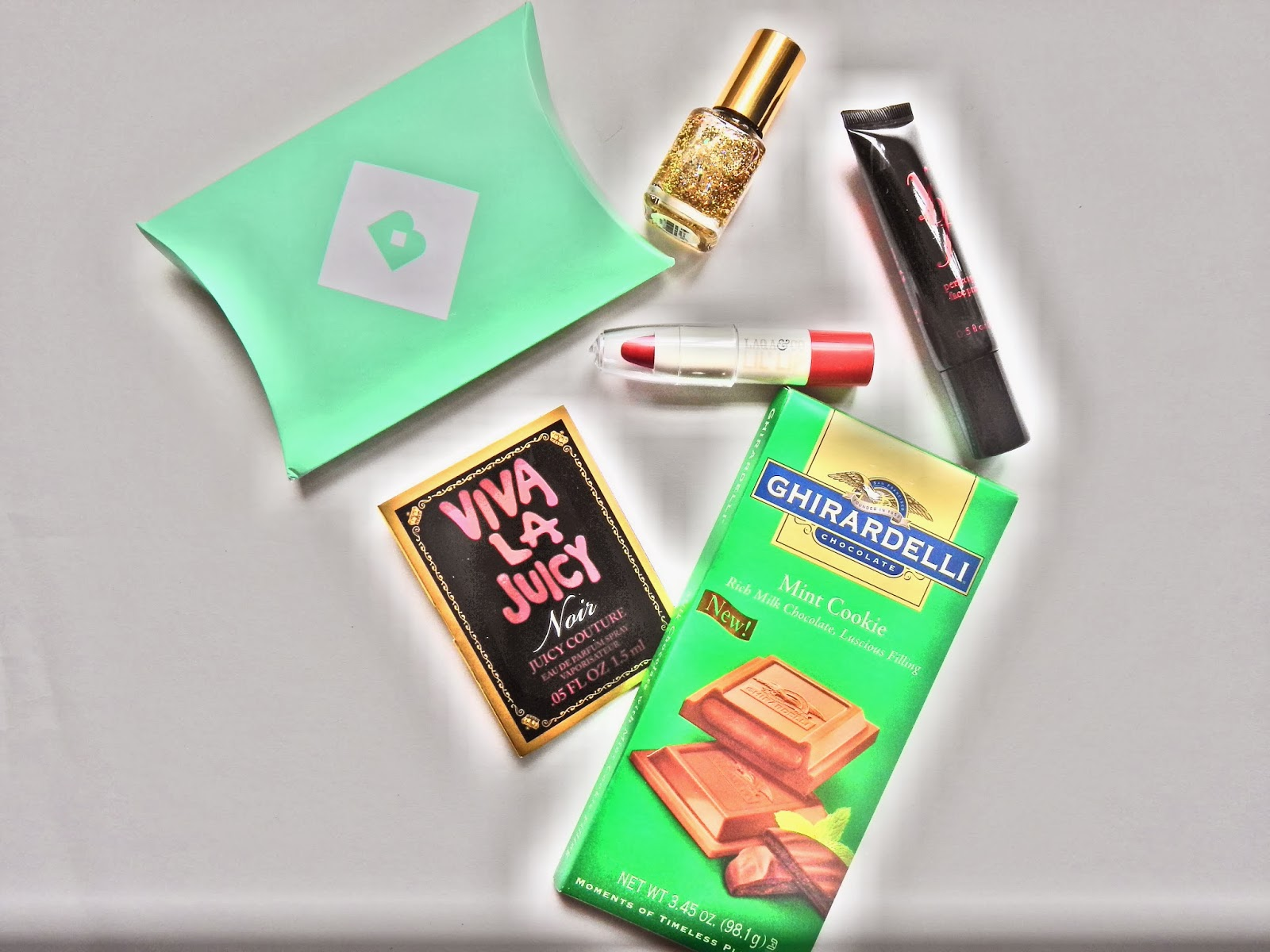 January 2014 Subscription Box