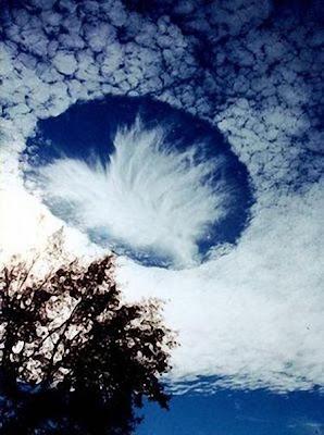 雲洞 天空破洞