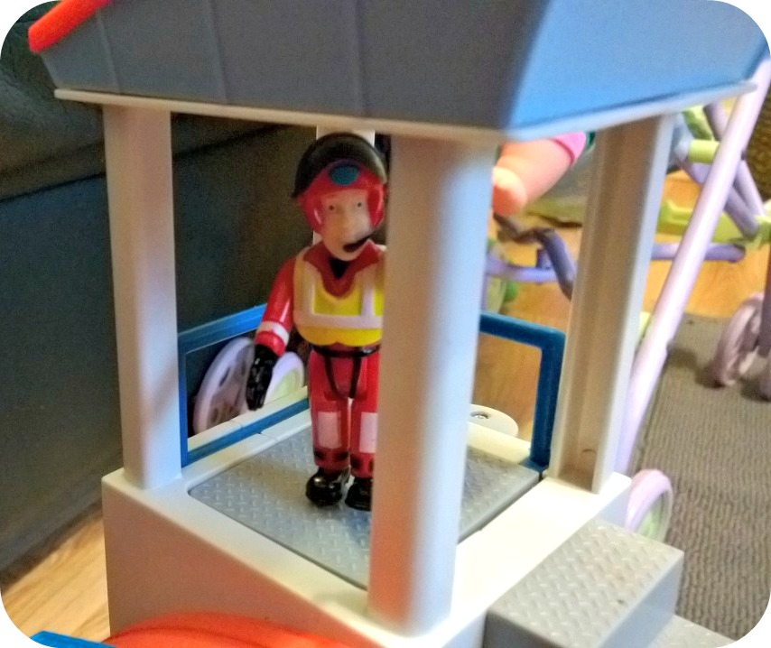 Fireman Sam Ocean Rescue Centre Playset