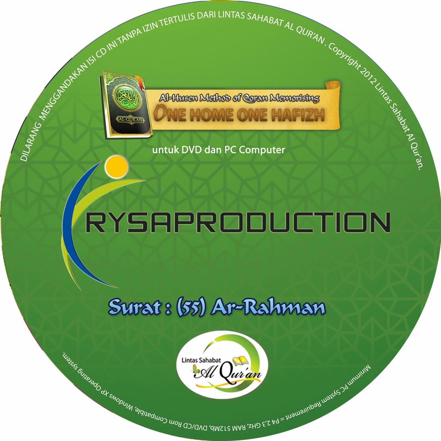 DVD Al Quran