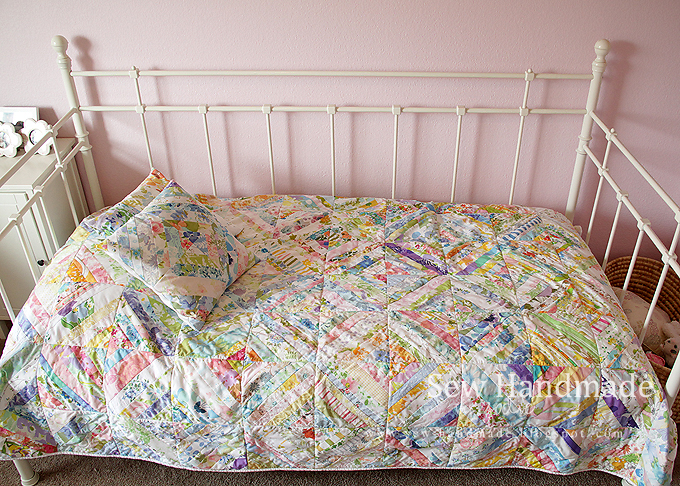 day bed quilt