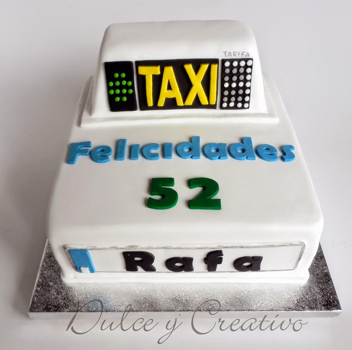 Tarta Taxi