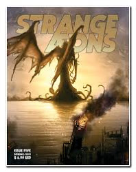 STRANGE AEONS MAGAZINE