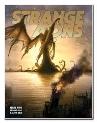 STRANGE AEONS MAGAZINE
