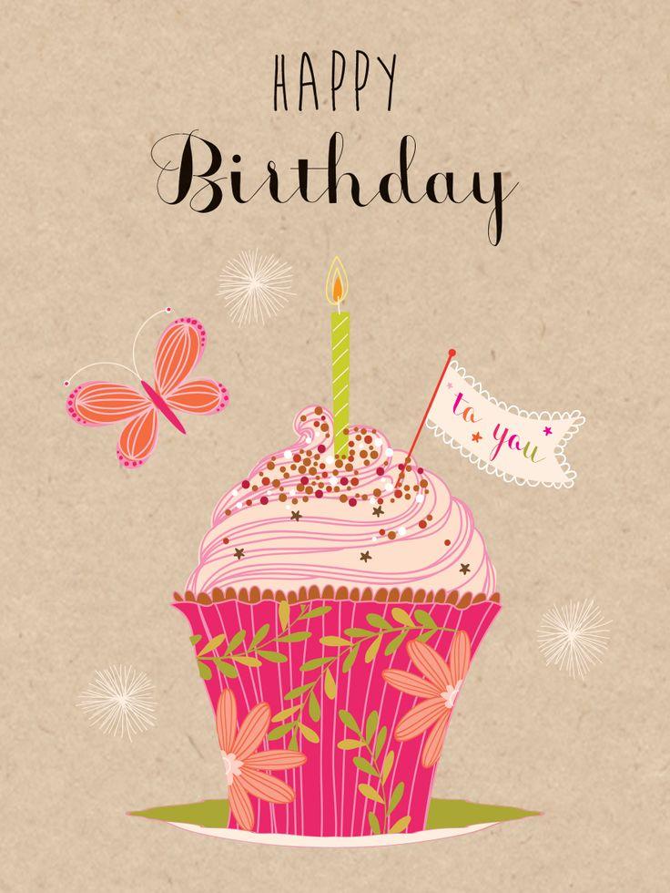 Happy birthday tartas para felicitar el cumplea os en - Tarjeta de cumpleanos ...