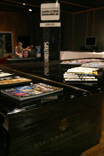 Klinger Favre Audiodays Studio 30 grande armée D56