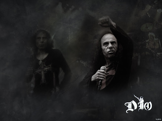 Twisteds Wallpapers  Ronnie James Dio