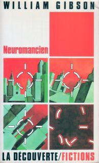 couverture de Neuromancien aux éditions La Découverte/Fictions
