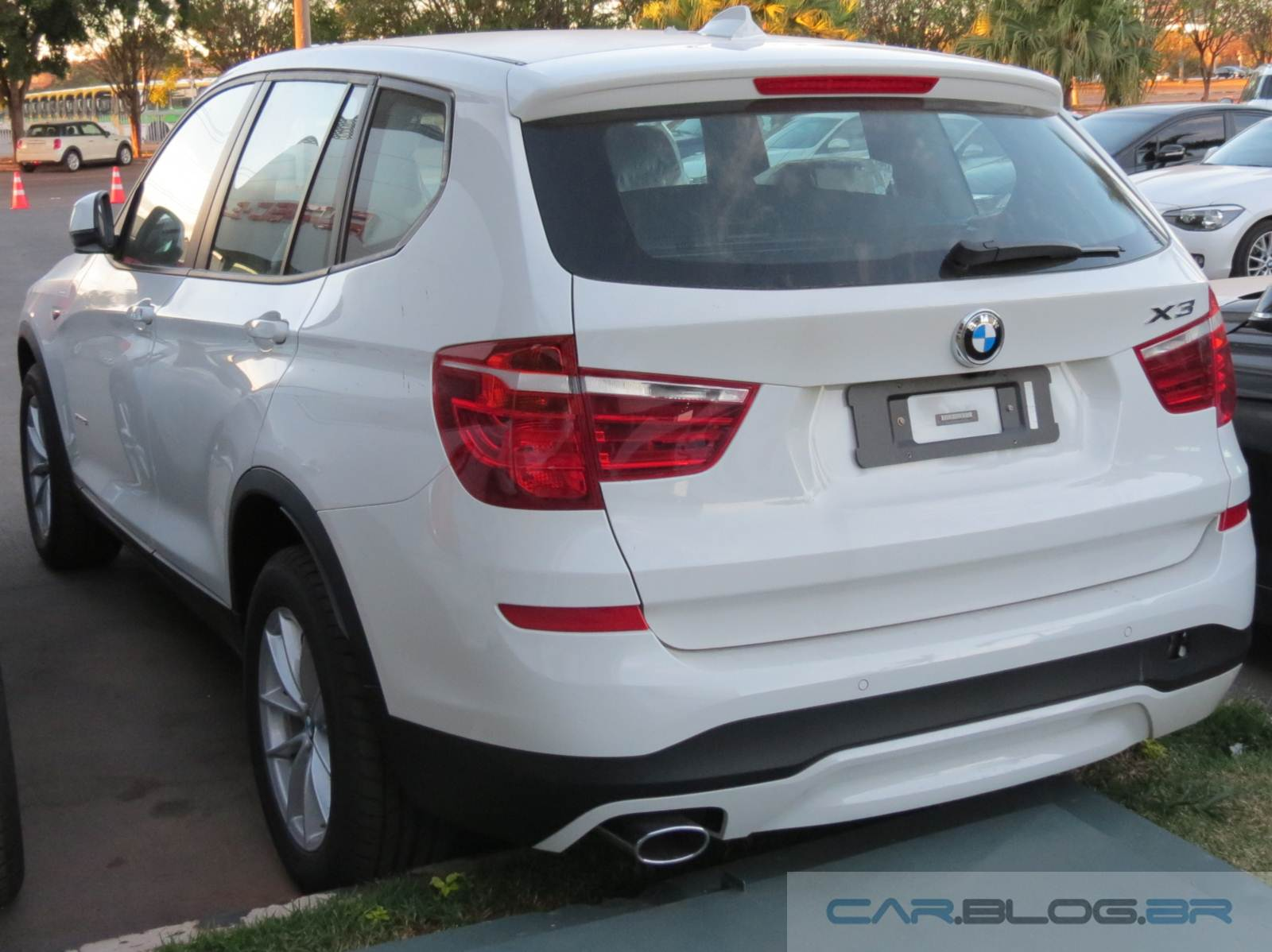 Novo Bmw X3 2015 J 225 Est 225 Nas Concession 225 Rias Do Brasil