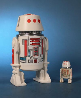 "R5-D4 7"" Jumbo Vintage Kenner Star Wars Action Figure by Gentle Giant"