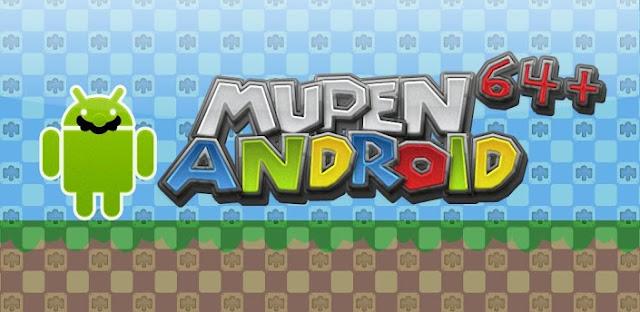 Mupen64Plus AE (N64 Emulator) v2.0.2