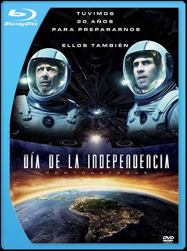 Día de la Independencia: Contraataque (2016) 720p Subtitulos Latino