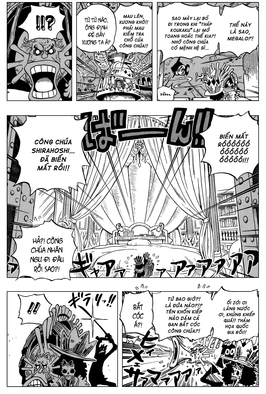 03, One Piece chap 615    NarutoSub