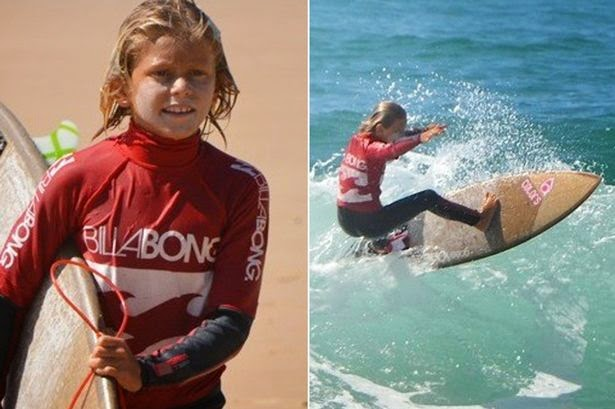 Elio Canestri Shark Attack 13-Year-Old Surfing Champion Killed on French Holiday Island