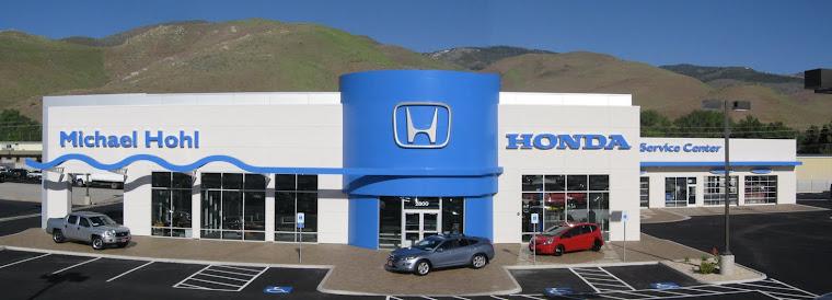 Michael Hohl Honda Carson City