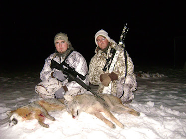 2010 December Predator Hunting