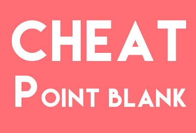 Cheat Point Blank Garena Terbaru