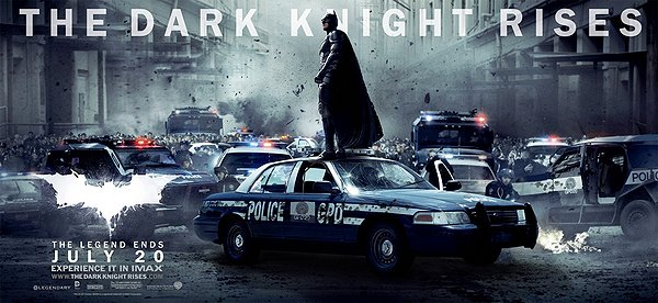 the dark knight rises, movie poster, batman, christian bale