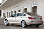BMW 550i GT. Postado por Oscar Mendes Filho às 18:45