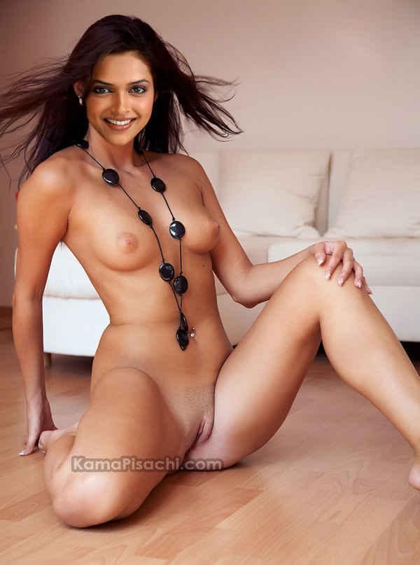 Naked Deepika Padukone Nude