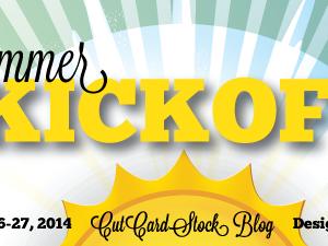 Summer Kickoff Series - Luncheon Invites