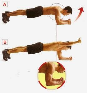 Mejora tu rendimiento con abdominales