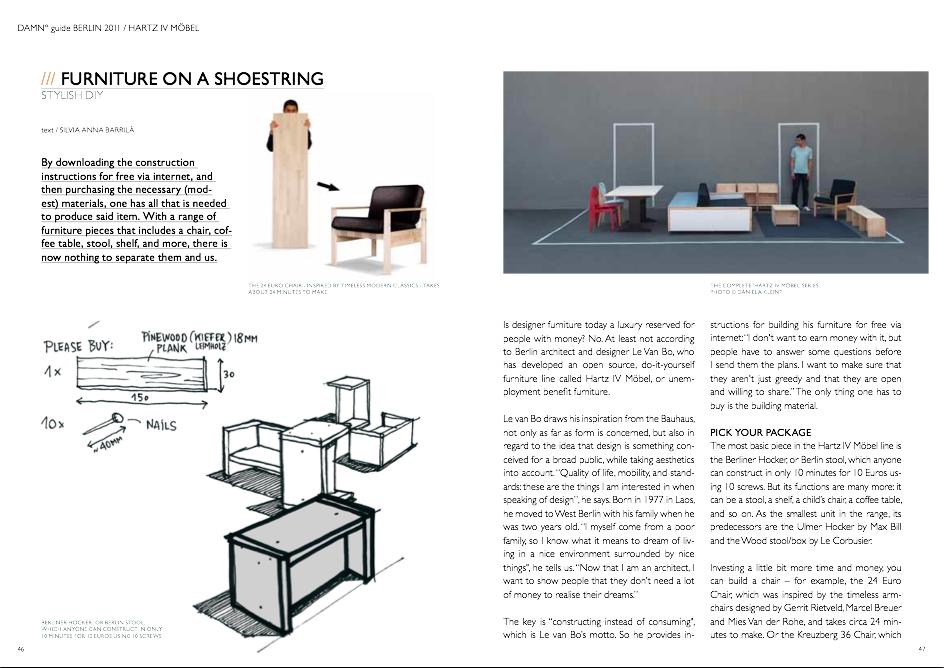 Möbel Hartz 4 - Design
