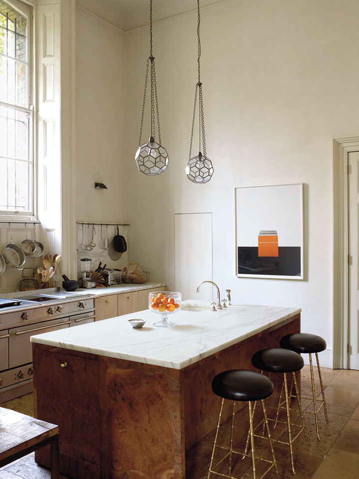 Decordemon rose uniacke s house in london for London kitchen decor