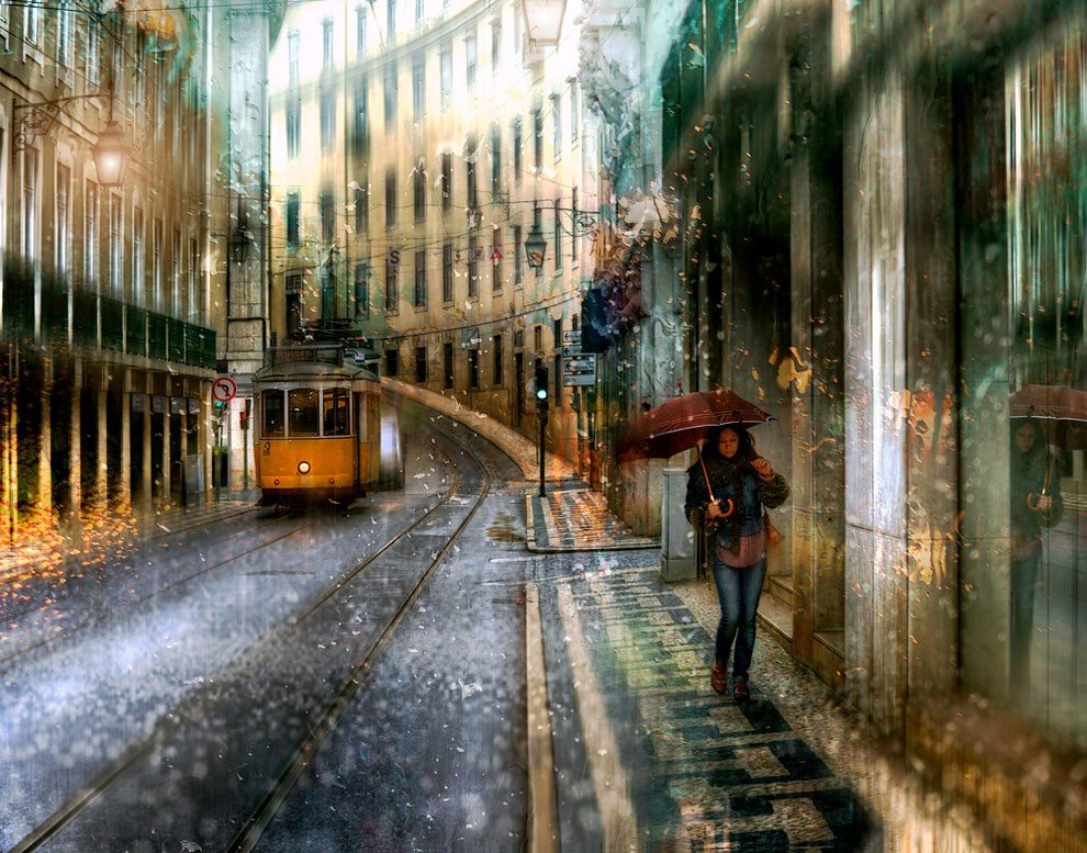 03-Eduard-Gordeev-Гордеев-Эдуард-Photographs-in-the-Rain-that-look-like-Oil-Paintings-www-designstack-co
