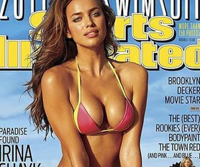 Irina Shayk fotos Sports Illustrated bikinis