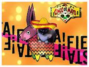 Happy Cinco de Mayo! Arriba =^.^= Vamonos de parranda! Let's Party!