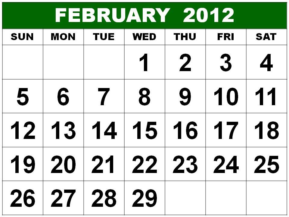 calendar 2012 printable. yearly calendar 2012 printable