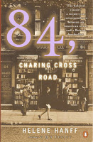 Book cover of 84, Charing Cross Road by Helene Hanff
