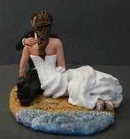 statuette cake topper realistici cake topper milano sposi torte orme magiche