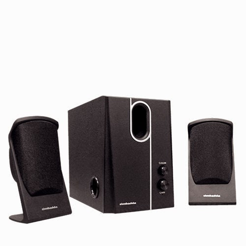 Speaker Aktif Simbadda CST 1500 N,Speaker Serba Minimalis