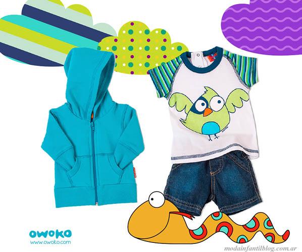 ropa infantil verano 2014 owoko
