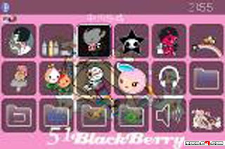 1260860581 E pet for BlackBerry Bold 9000 Themes