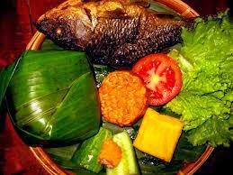 Nasi Timbel Ikan Mas