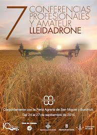 Pasó: Lleida Drone 7 Conferencias