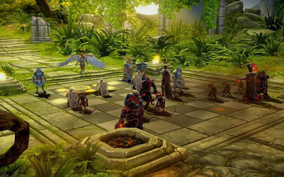 Battle vs chess pc full free download yusran games for Battle chess