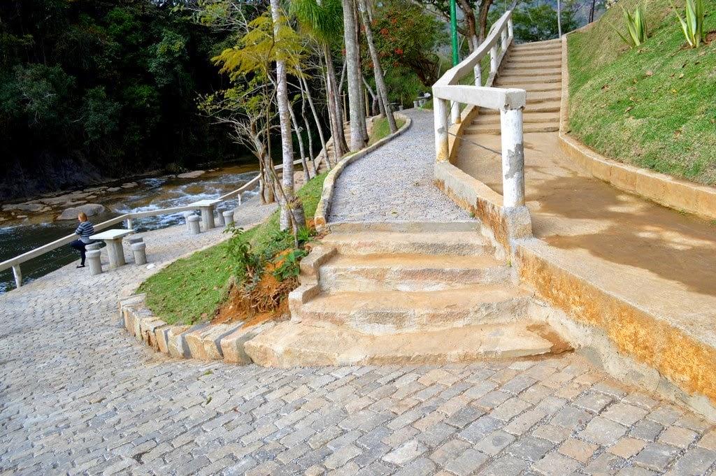 Revitalização da Cascata do Imbui - Teresópolis RJ