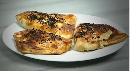 Ramazan Özel Etli Talaş Böreği Videolu Tarifi - Gülhan Kara Anlatıyor