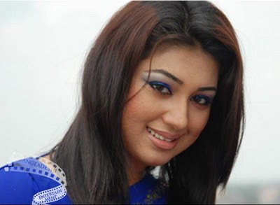Bangladeshi Film Actress Apu Biswas