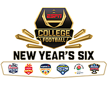 New Years Eve College Football Games